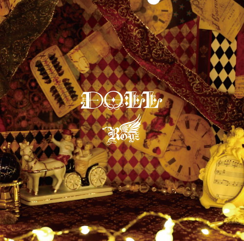 「DOLL」Ctype【通常盤】